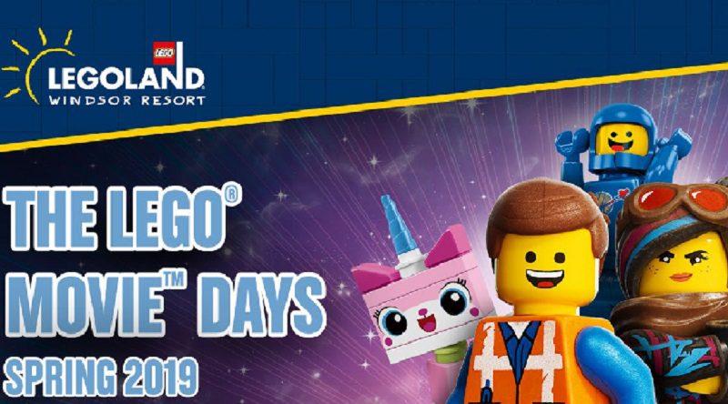 LEGOLAND Windsor LEGO Movie Days Featured 800 445 800x444
