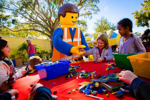 LEGOLAND Windsor LEGO Movie Days