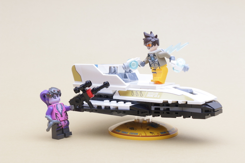 LEGO Overwatch 75970 Tracer Vs Widowmaker Review Main