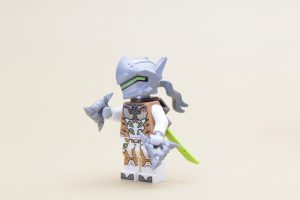 LEGO Overwatch 75971 Hanso vs Genji review 1