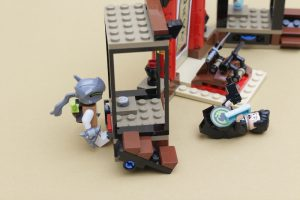 LEGO Overwatch 75971 Hanso vs Genji review 10
