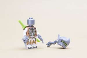LEGO Overwatch 75971 Hanso vs Genji review 2