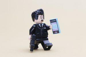LEGO Overwatch 75971 Hanso vs Genji review 7