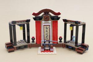 LEGO Overwatch 75971 Hanso vs Genji review 8