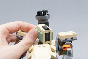 LEGO Overwatch 75974 Bastion review 11