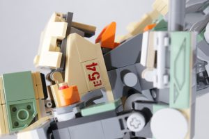LEGO Overwatch 75974 Bastion review 12