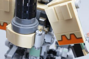LEGO Overwatch 75974 Bastion review 13