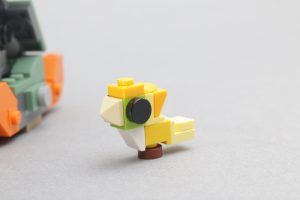 LEGO Overwatch 75974 Bastion review 14