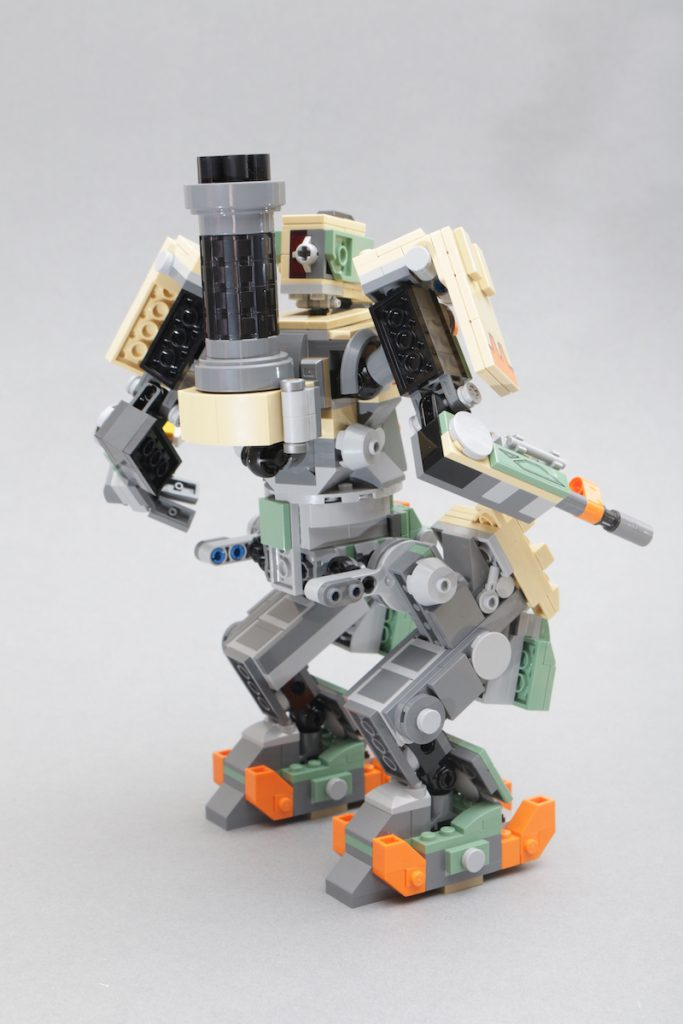 LEGO Overwatch 75974 Bastion Review 2 683x1024