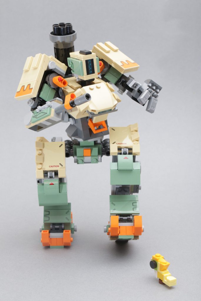 LEGO Overwatch 75974 Bastion Review 3 683x1024