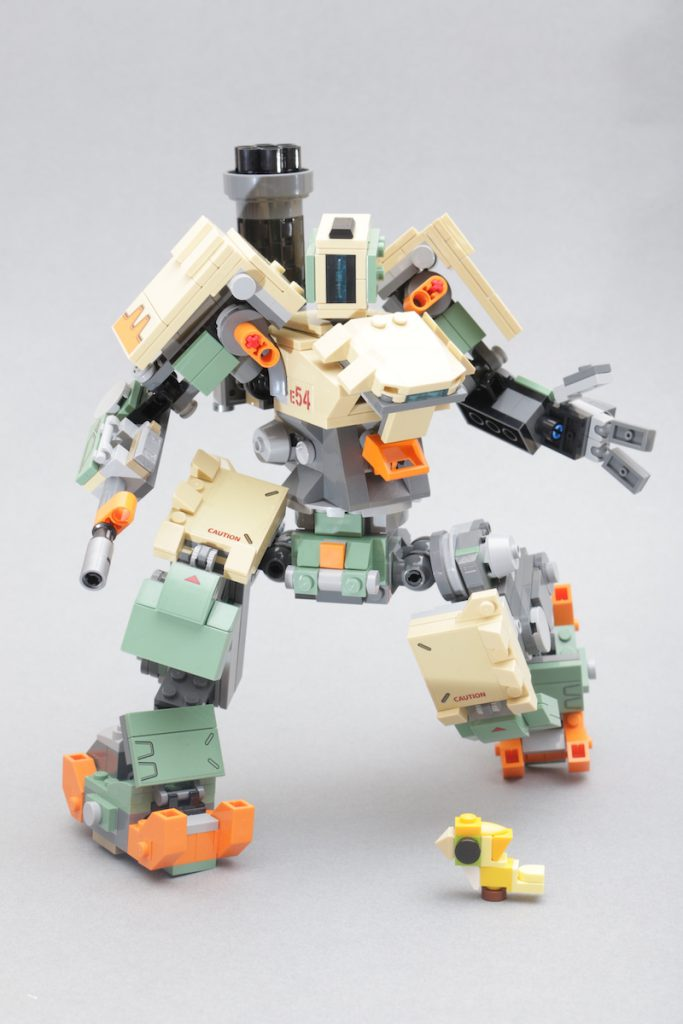 LEGO Overwatch 75974 Bastion Review 4 683x1024