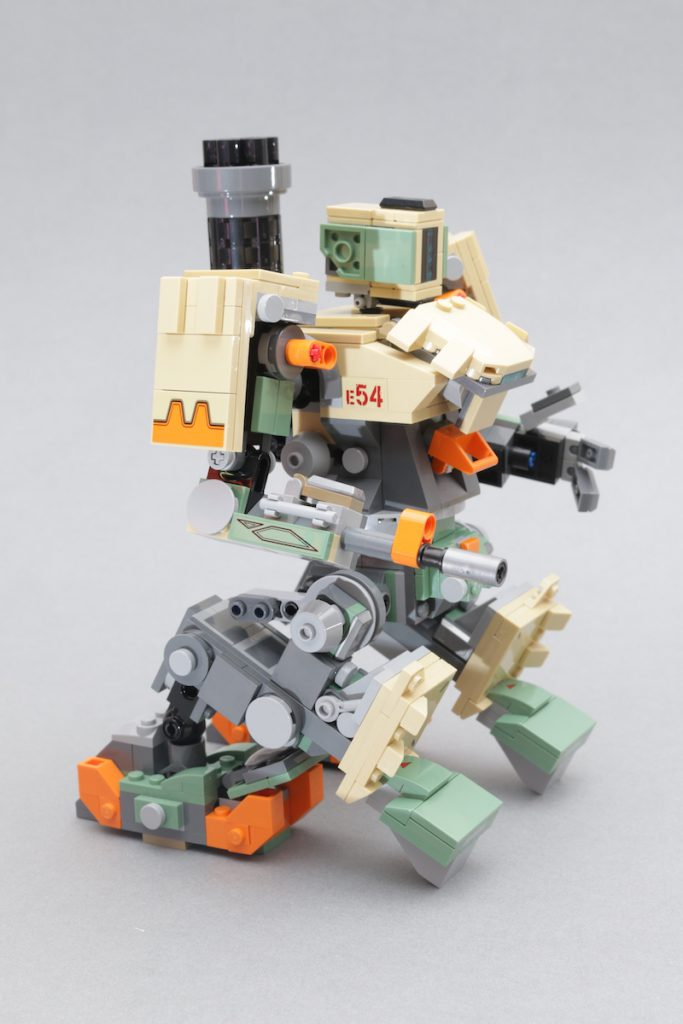 LEGO Overwatch 75974 Bastion Review 6 683x1024