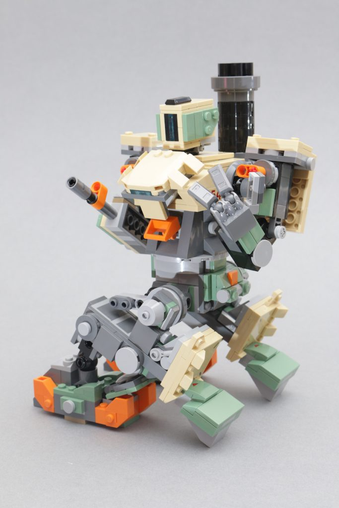LEGO Overwatch 75974 Bastion Review 7 683x1024