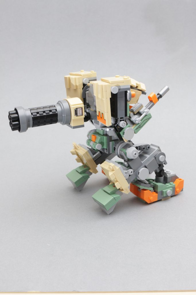 LEGO Overwatch 75974 Bastion Review 9 683x1024