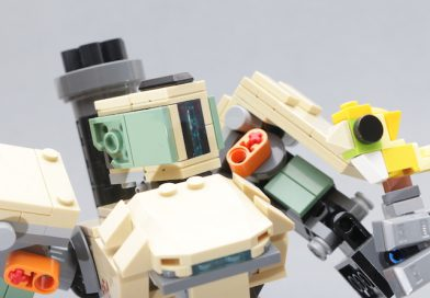 LEGO Overwatch 75974 Bastion review