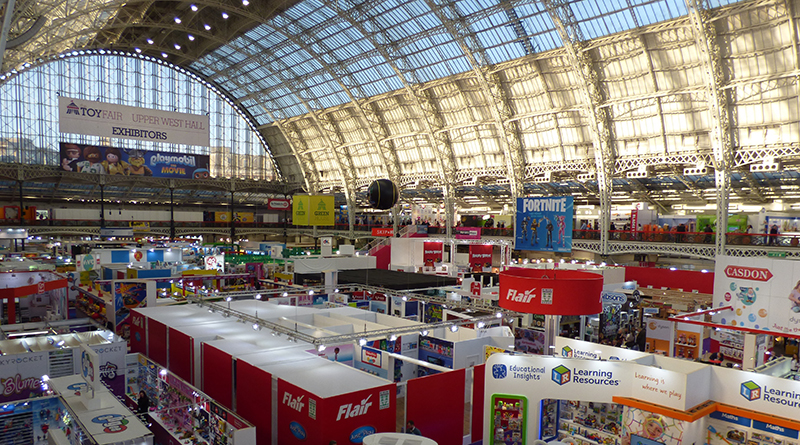 London Toy Fair 2019 Featured 1