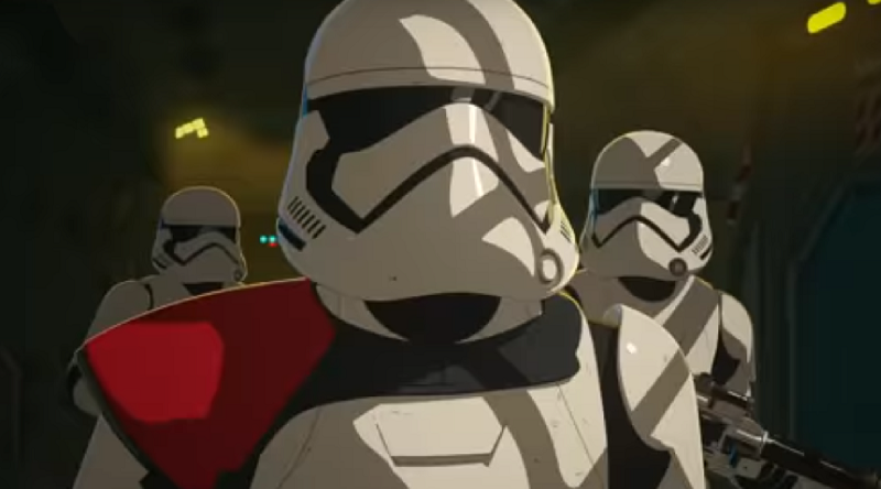 Star Wars Resistance Mid Season Trailer Featured