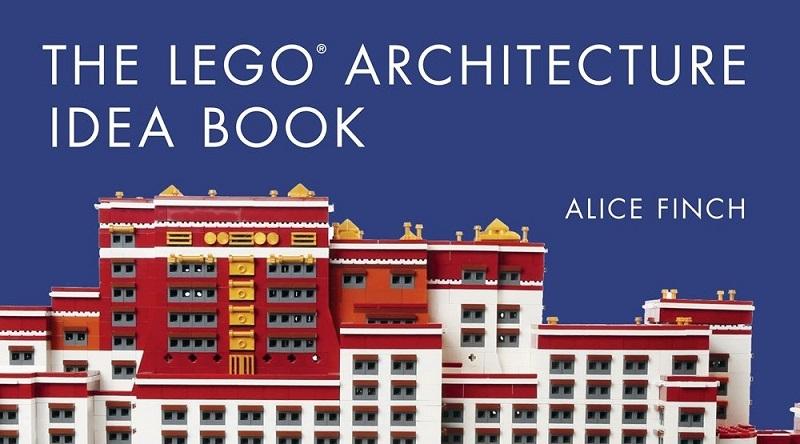 The LEGO Architecture Idea Book Featured 800 445