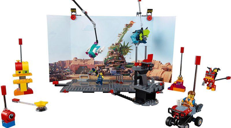 The LEGO Movie 2 70820 LEGO Movie Maker 800x445