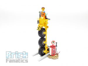 The LEGO Movie 2 70823 Emmets Thricycle 5 300x225