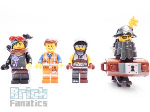 The LEGO Movie 2 70829 Emmet And Lucy Escape Buggy 27 300x225