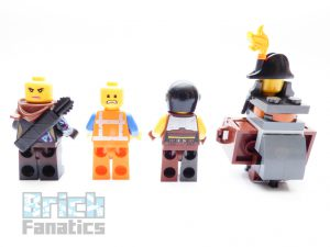 The LEGO Movie 2 70829 Emmet And Lucy Escape Buggy 28 300x225