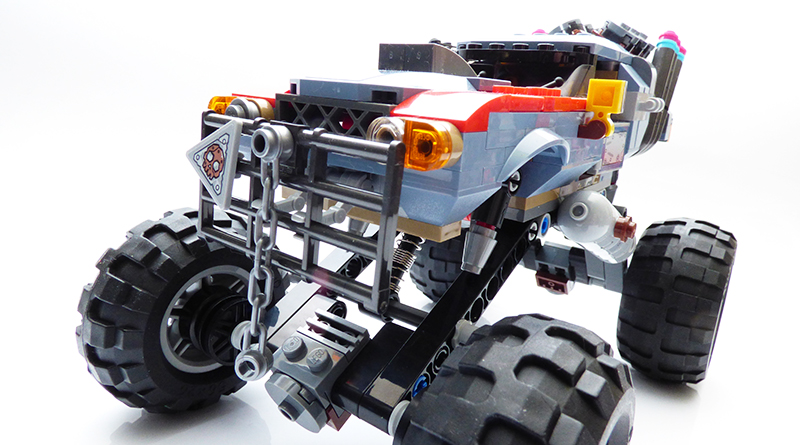 The Lego Movie 2 70829 Emmet And Lucy S Escape Buggy Review