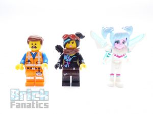 The LEGO Movie 2 70830 Sweet Mayhems Systar Starship 35 300x225