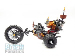 The LEGO Movie 2 70834 Metalbeards Heavy Metal Motor Trike 4 300x225