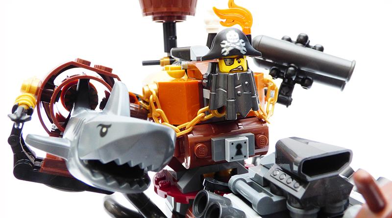 The LEGO Movie 2 70834 Metalbeards Heavy Metal Motor Trike featured 800 445