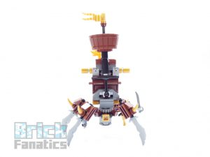 The LEGO Movie 2 70836 Battle Ready Batman Metalbeard 11 300x225