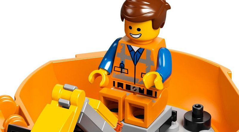 The LEGO Movie 2 856874 Emmet Pod Featured 800 445 800x444