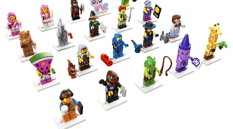 The LEGO Movie 2 Collectible Minifigures Featured 800 445 1