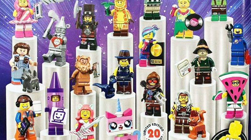 The LEGO Movie 2 Collectible Minifigures Featured 800 445 798x445
