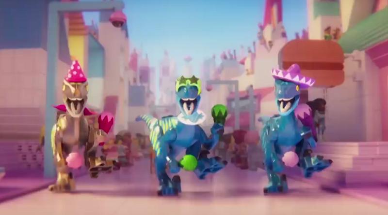 The LEGO Movie 2 Dancing Raptors Featured 800 445 800x445