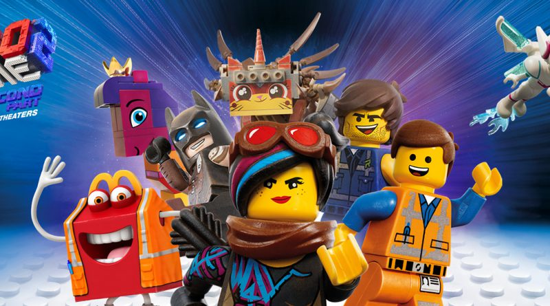 The LEGO Movie 2 Happy Meal 800x445