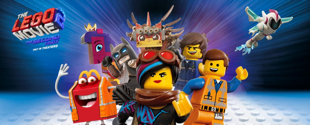 The LEGO Movie 2 Happy Meal