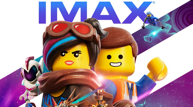 The LEGO Movie 2 IMAX Poster Featured 800 445 800x445