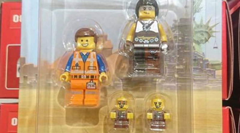 The LEGO Movie 2 Minifigure Pack Featured 800 445