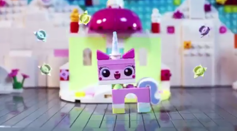 The LEGO Movie 2 Unikitty Stop Motion Featured 800 445 1