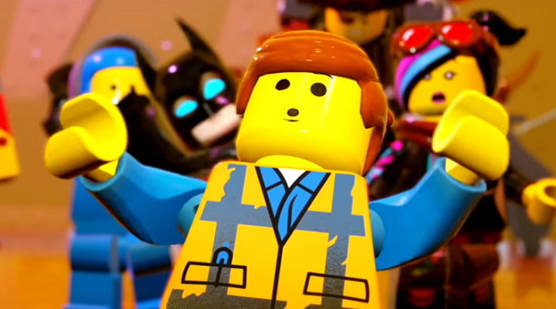 The Lego Movie 2 Videogame Gameplay Footage Released