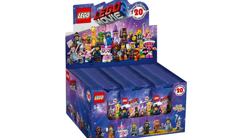 Lego Collectible Minifigures 71023 The Lego Movie 2 Packaging Revealed