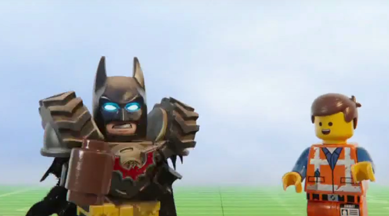 The LEGO Movie 2 Trailer Football Featured 800 445 800x445