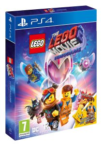 The LEGO Movie 2 Videogame PS4 211x300