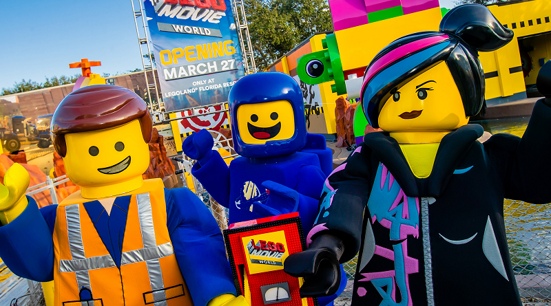 The Lego Movie 2 Expected To Boost Legoland Ticket Sales