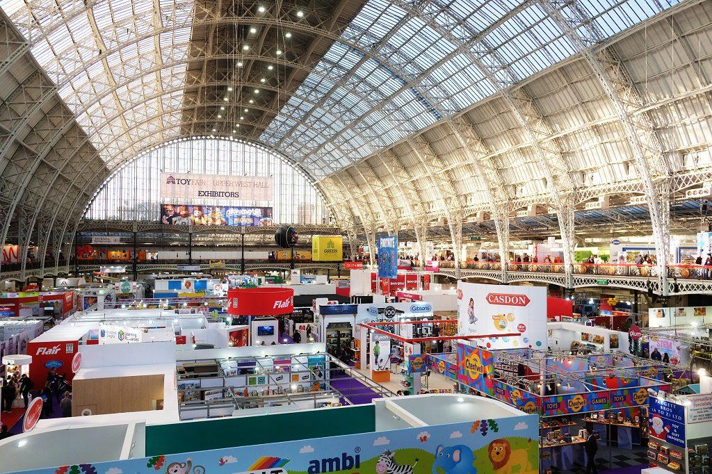 Toy Fair London 2019 1024x682