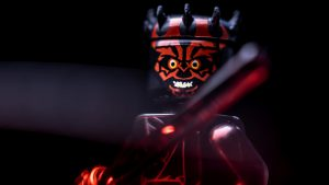 Maul With Lighsaber 300x169