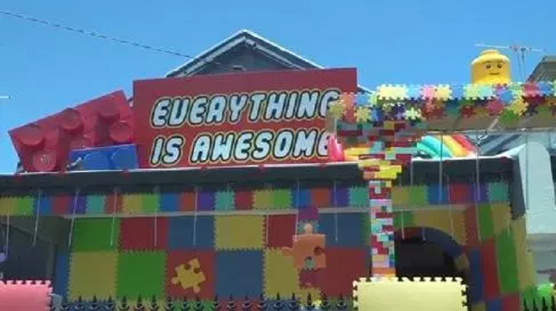 Everything Is Awesome Party