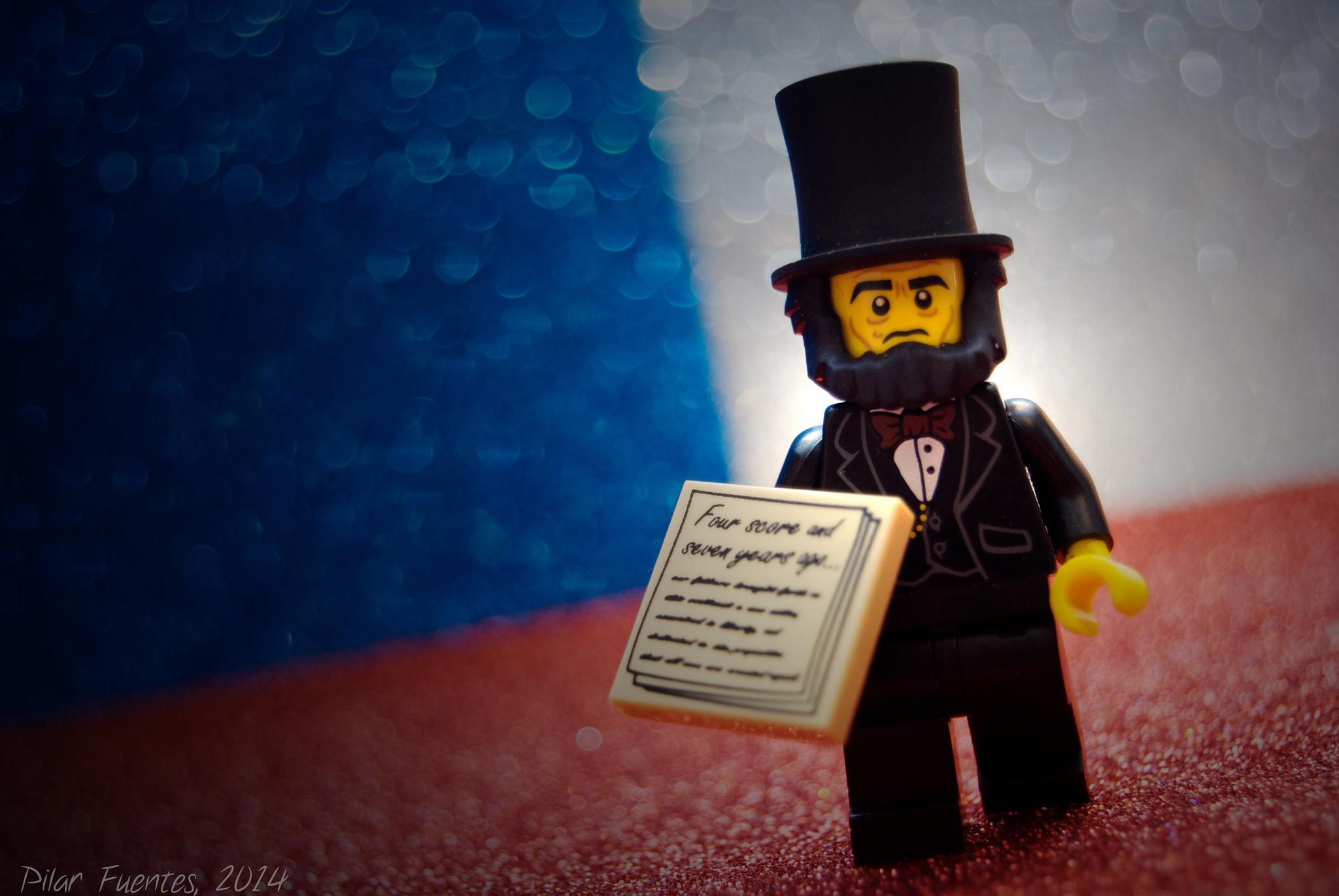 LEGO Abe