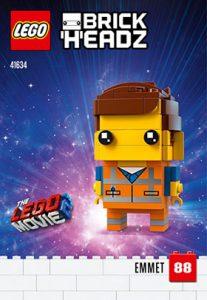 LEGO BrickHeadz 41634 Emmet 207x300